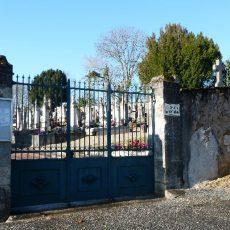 Cimetière de Saint Agnan